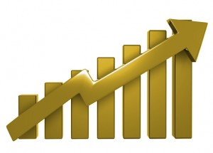 Increase in the London property market